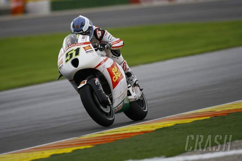 Pirro, Valencia MotoGP 2012