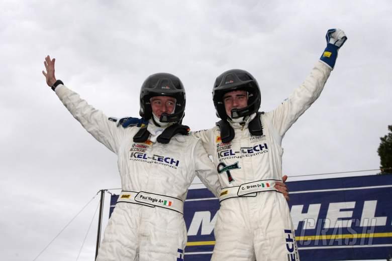 Craig Breen (IRL) Paul Nagle (GBR), Ford Fiesta S2000