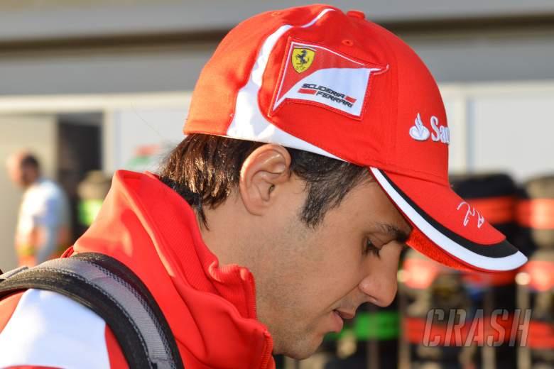 17.11.2012 - Felipe Massa (BRA) Scuderia Ferrari F2012