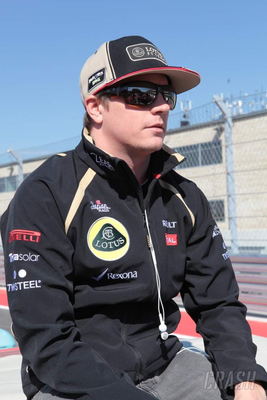 18.11.2012 - Kimi Raikkonen (FIN) Lotus F1 Team E20