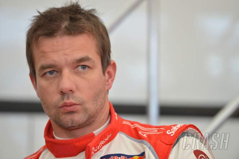 Sebastien Loeb (FRA), Citroën DS3 WRC, Citroën Total Abu Dhabi World Rally Team