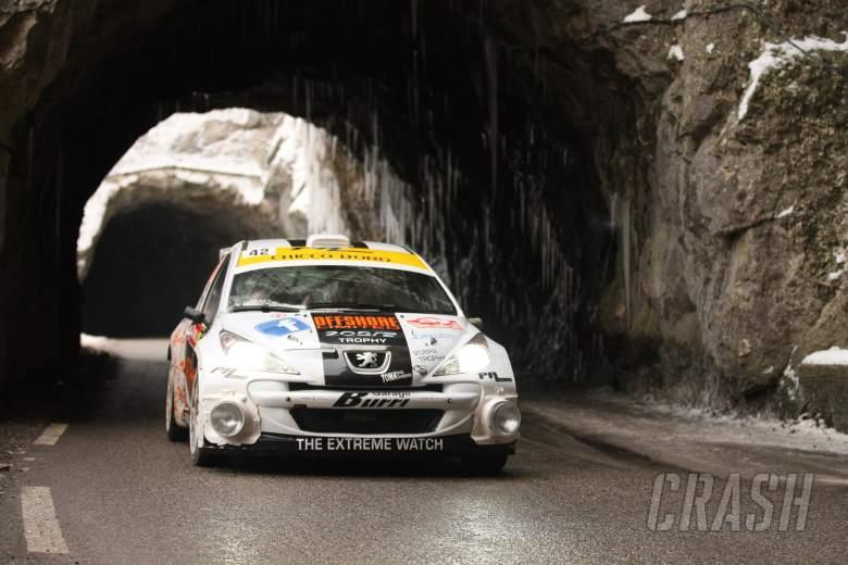 ,  - Michael Burri (CHE) Stèphane Rey (CHE), Peugeot 207 S2000