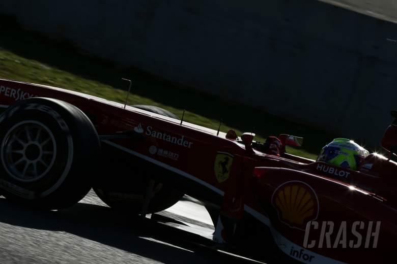 Felipe Massa (BRA) Ferrari F138.06.02.2013.