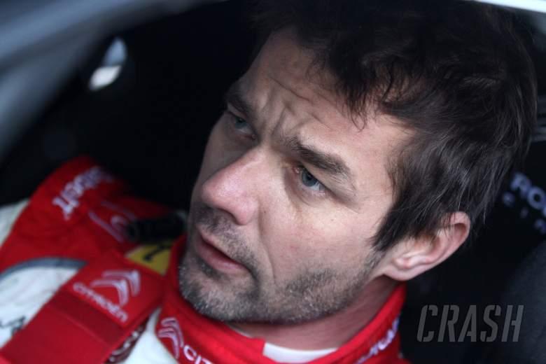 Sebastien Loeb (FRA) Daniel Elena (MON), Citroën DS3 WRC, Citroën Total Abu Dhabi World Rally Team