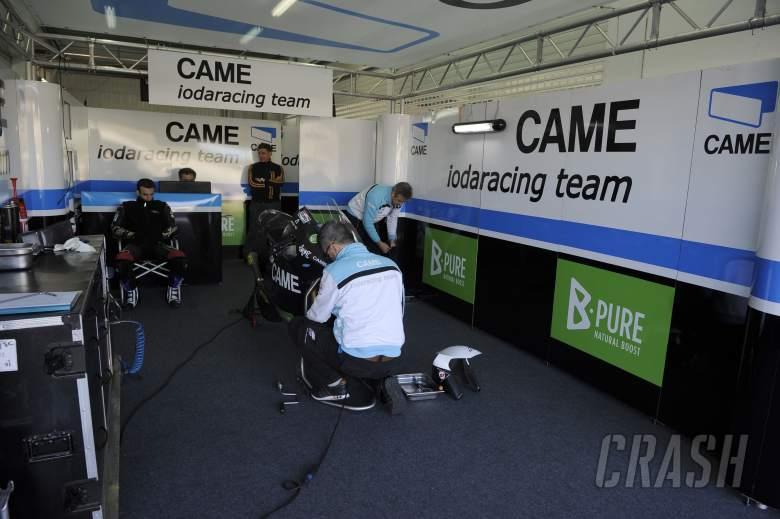 Ioda Team, Valencia Moto2 Test Jan 2013