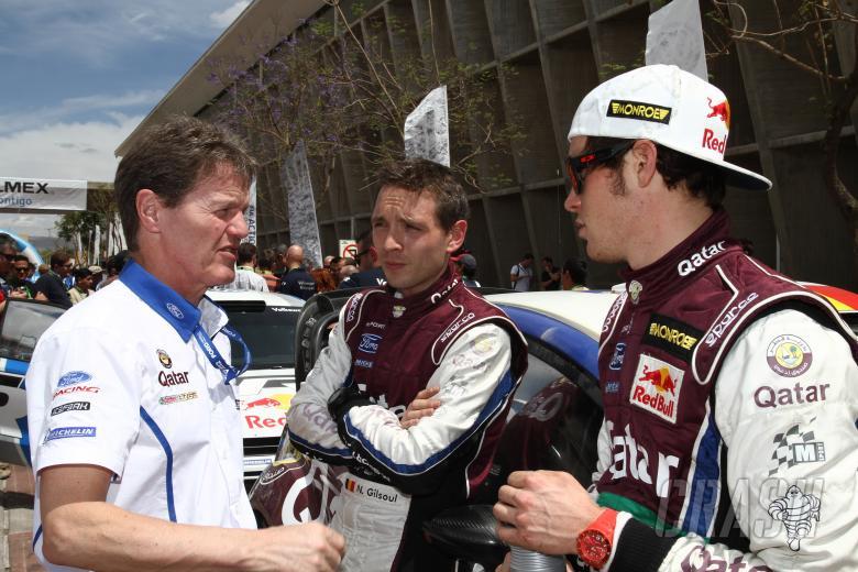 : Thierry Neuville (BEL) Nicolas Klinger (FRA), Ford Fiesta WRC, Qatar M-Sport WRT