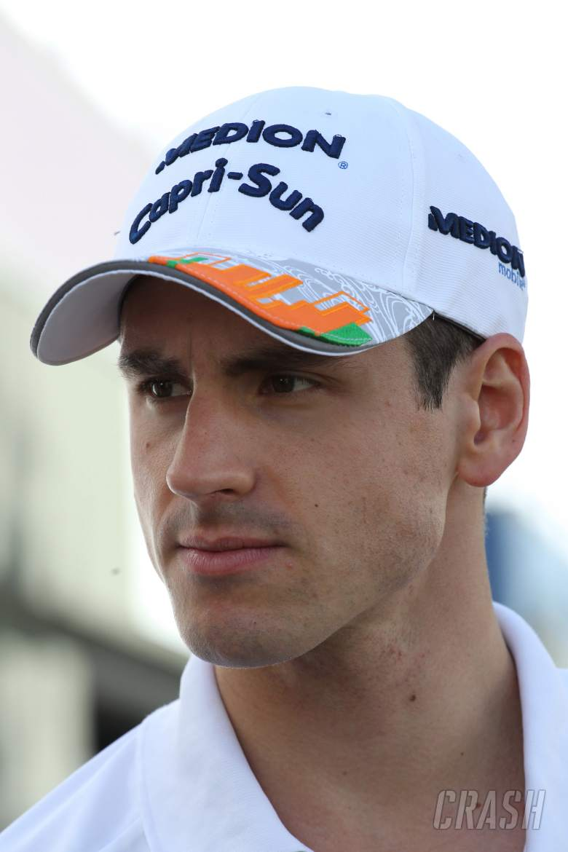 16.03.2013- Adrian Sutil (GER), Sahara Force India F1 Team VJM06