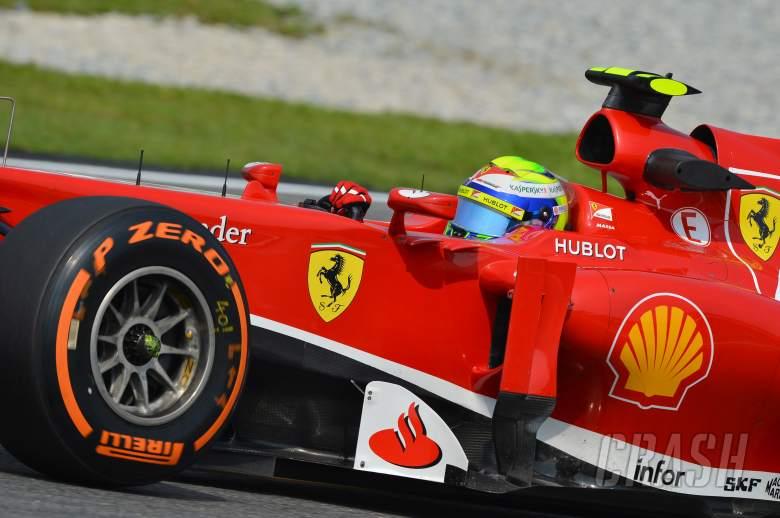 22.03.2013- Free Practice 1, Felipe Massa (BRA) Scuderia Ferrari F138