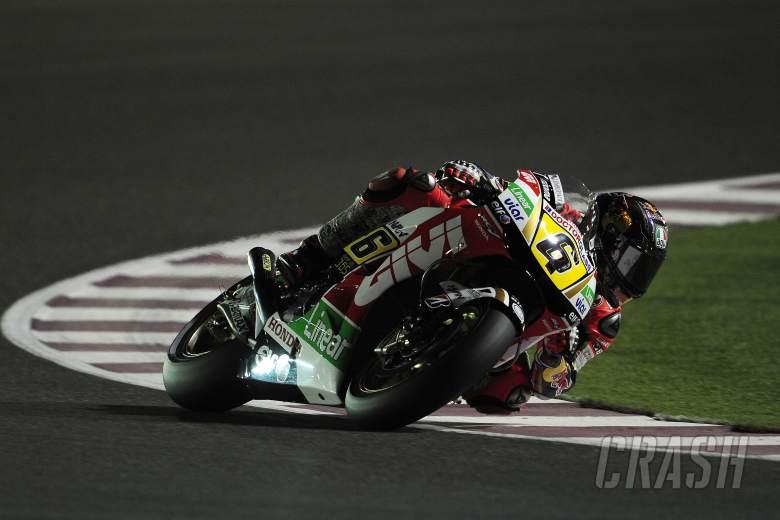 Bradl, Qatar MotoGP 2013