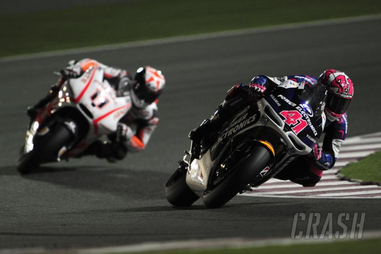 Aleix Espargaro, Qatar MotoGP Race 2013