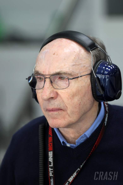 20.04.2012- Free Practice 3, Sir Frank Williams(gbr),Team Principal Williams F1 Team