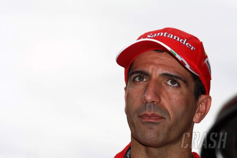 09.05.2013- Marc Gene (ESP), Test Driver Scuderia Ferrari