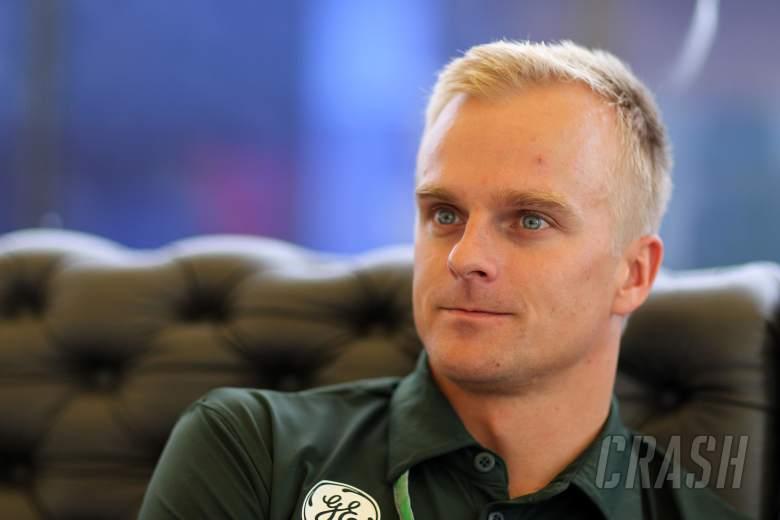 09.05.2013- Heikki Kovalainen (FIN) Caterham F1 Team CT03, Test Driver