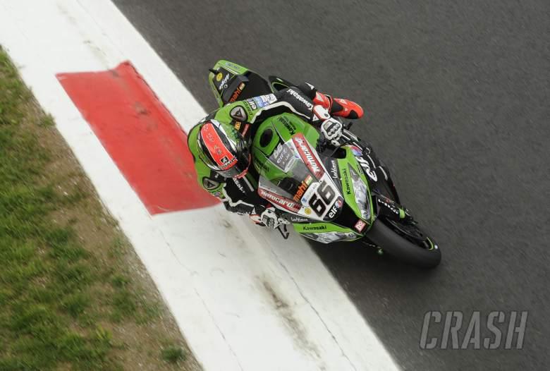 Sykes, Monza WSBK 2013