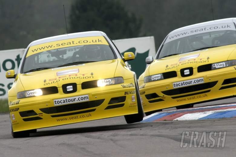 Jason Plato - SEAT Sport UK / SEAT Toledo