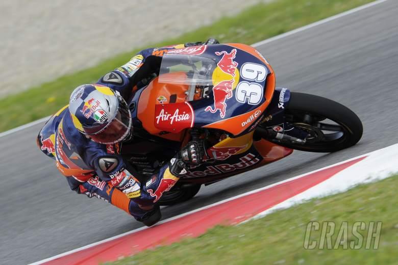 Luis Salom, Italian Moto3 2013