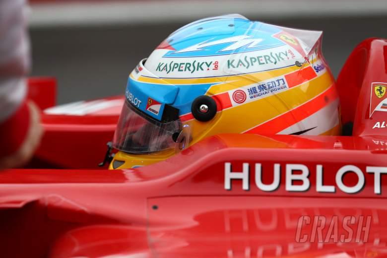 07.06.2013- Free Practice 1, Fernando Alonso (ESP) Scuderia Ferrari F138