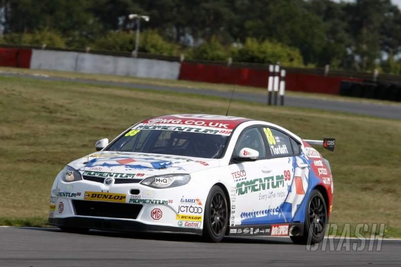 Sam Tordoff (GBR) MG KX Momentum Racing MG6