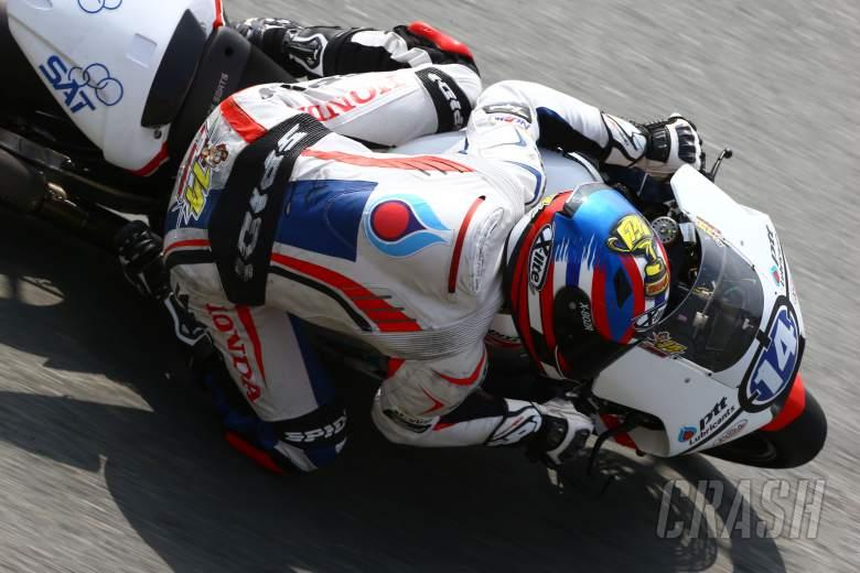 Wilairot, Moto2, German MotoGP 2013