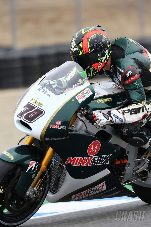 ,  - Michael Laverty, U.S.MotoGP 2013