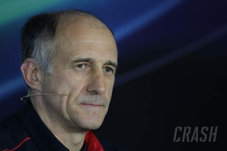 26.07.2013- Friday Press Conference, Franz Tost (AUT) Scuderia Toro Rosso Team Principal