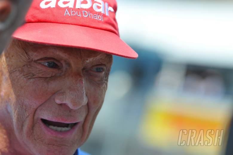 28.07.2013- Niki Lauda (AUT) Mercedes