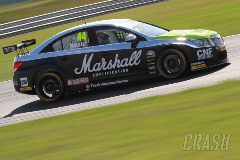 Andy Neate (GBR) IP Tech Race Engineering Chevrolet Cruze