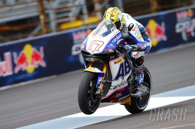 ,  - Abraham, Indianapolis MotoGP 2013