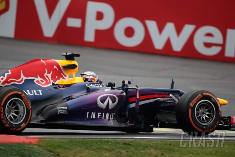 23.08.2013- Free Practice 1, Sebastian Vettel (GER) Red Bull Racing RB9