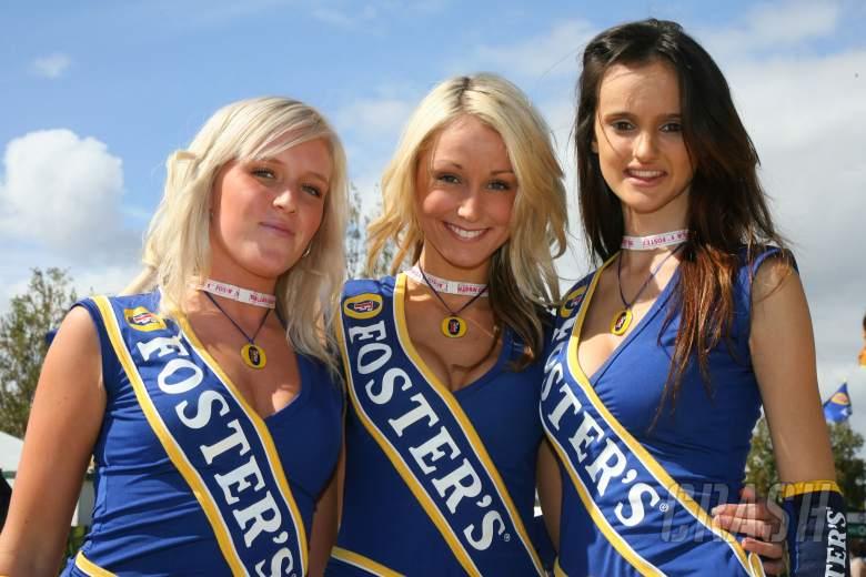 02.04.2006 Melbourne, Australia, . Grid Girl - Formula 1 World Championship, Rd 3, Australian Grand