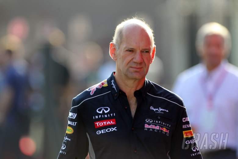 07.09.2013- Adrian Newey (GBR), Red Bull Racing , Technical Operations Director