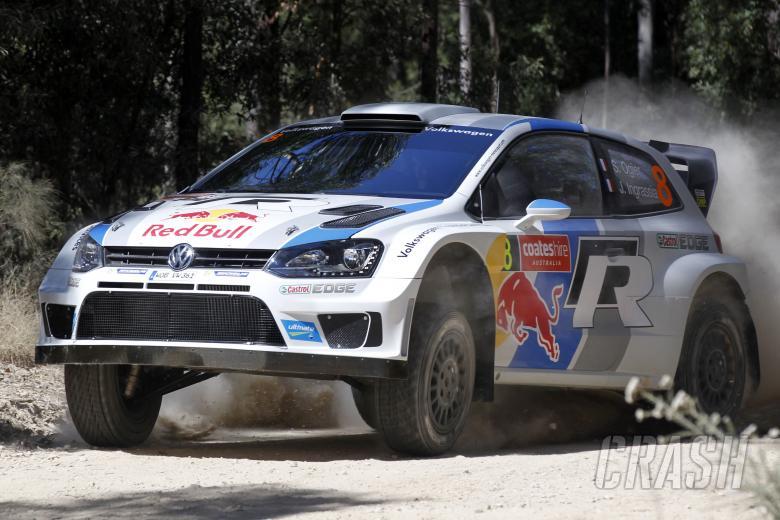,  - Sebastien Ogier (FRA) Julien Ingrassia (FRA) Volkswagen Polo R WRC