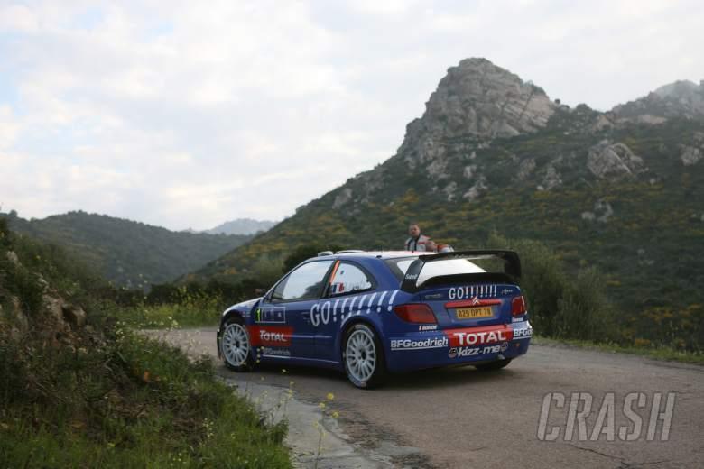 Sebastien Loeb / Daniel Elena - Kronos Citroen Xsara WRC