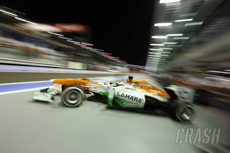 ,  - 20.09.2013-  Free Practice 2, Paul di Resta (GBR) Sahara Force India F1 Team VJM06