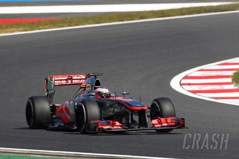 04.10.2013- Free Practice 1: Jenson Button (GBR) McLaren Mercedes MP4-28