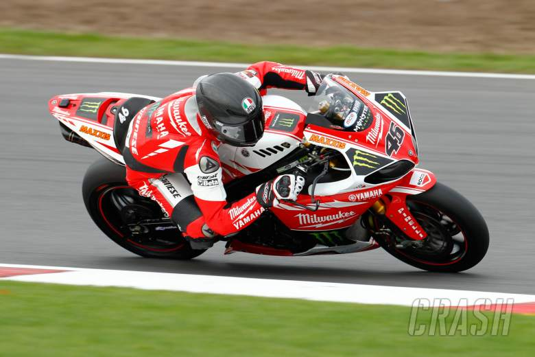 Tommy Bridewell Milwaukee Yamaha - picture credit ihphotography.net