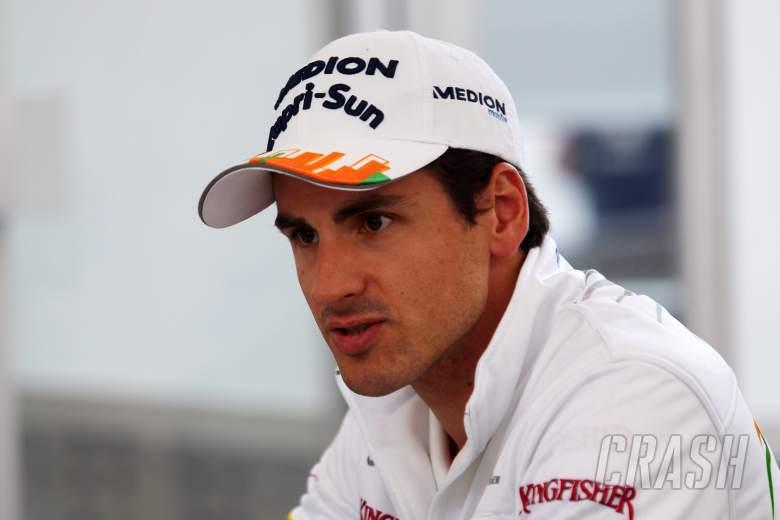 ,  - 14.11.2013- Adrian Sutil (GER), Sahara Force India F1 Team VJM06