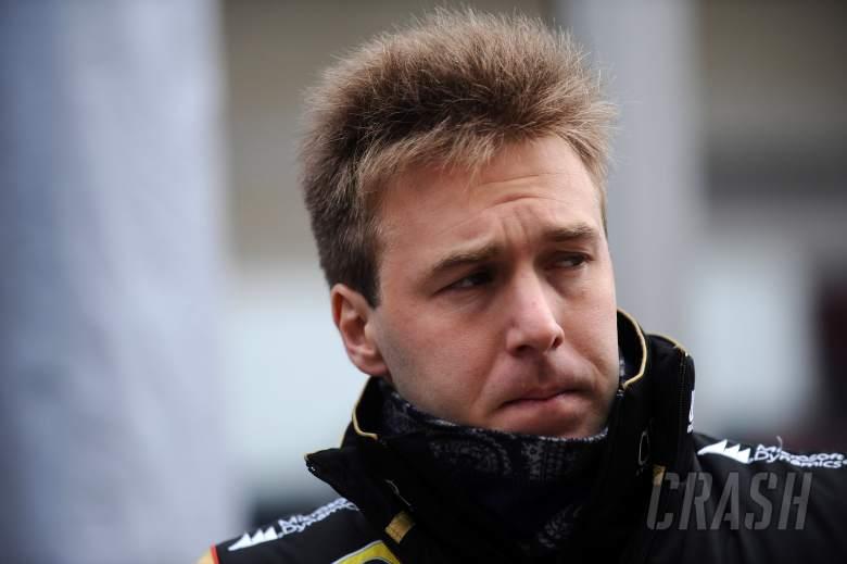 15.11.2013- Free Practice 1, Davide Valsecchi (ITA), Test driver, Lotus F1 Team E21
