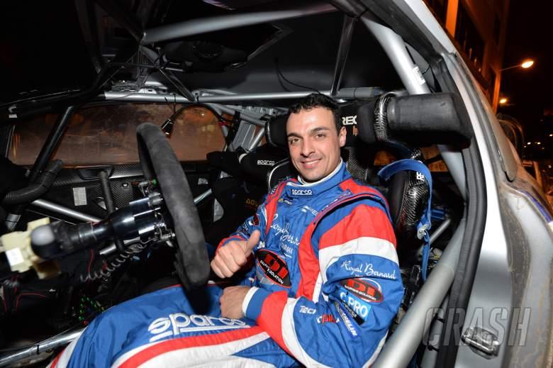 Bryan Bouffier (FRA) Xavier Panseri (FRA), Ford Fiesta WRC