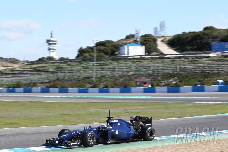 ,  - 30.01.2014- Felipe Massa (BRA) Williams F1 Team FW36