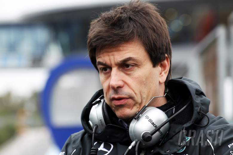 Toto Wolff (GER) Mercedes AMG F1 Shareholder and Executive Director.31.01.2014. Formula One Testing