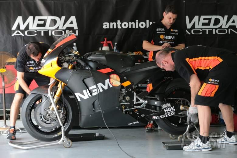 Edwards' Yamaha, Sepang MotoGP test, 4-6 February 2014