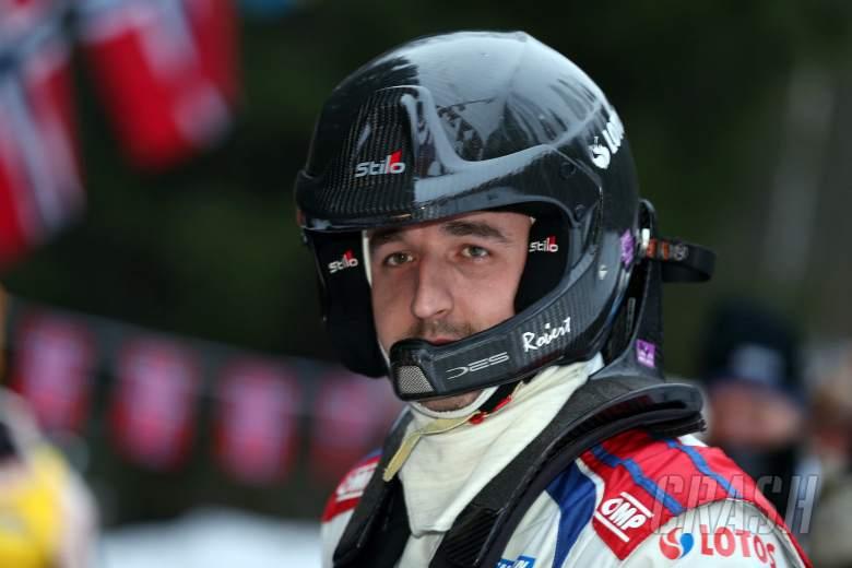 Robert Kubica (POL) Maciej S zczepaniak (POL), Ford Fiesta RS WRC, RK M-Sport World Rally Team