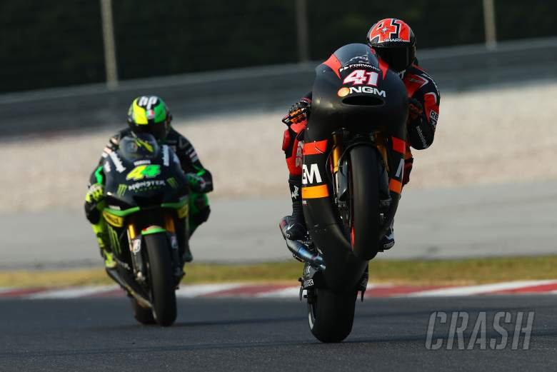 Aleix and Pol Espargaro, Sepang MotoGP test, 4-6 February 2014
