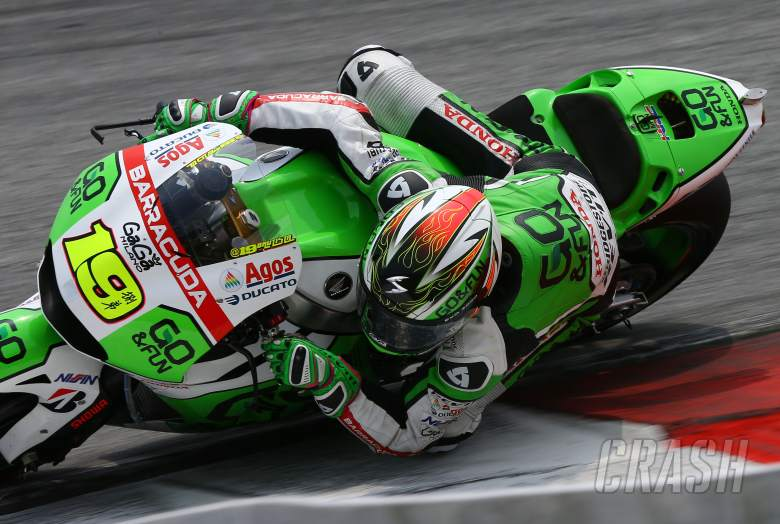 Bautista, Sepang MotoGP test, 26-28 February 2014