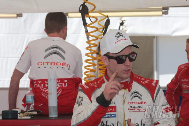 Mads Ostberg (NOR) Jonas Andersson (NOR), Citroen DS3 WRC, Citroën Total Abu Dhabi WRT