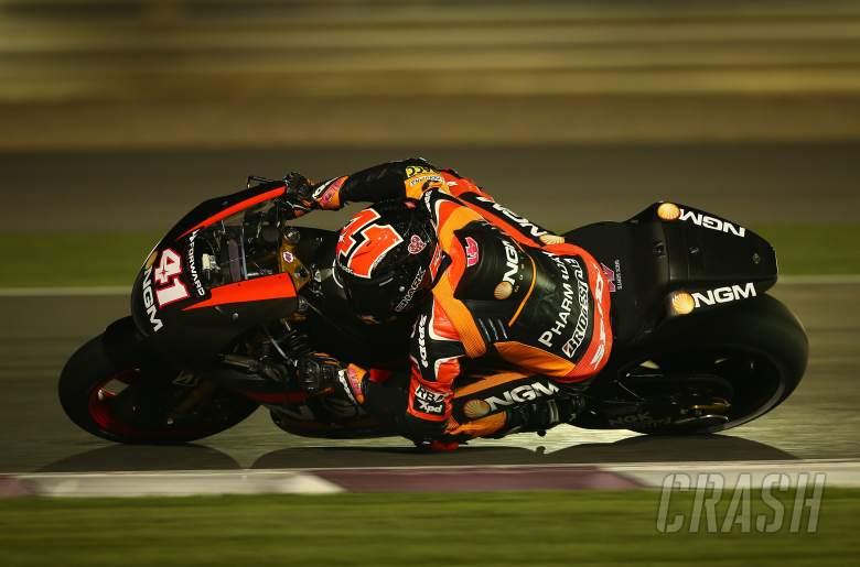 Aleix Espargaro, Qatar MotoGP test, March 2014