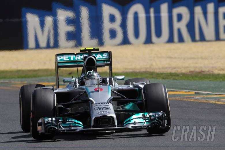15.03.2014- Free Practice 3, Nico Rosberg (GER) Mercedes AMG F1 W05