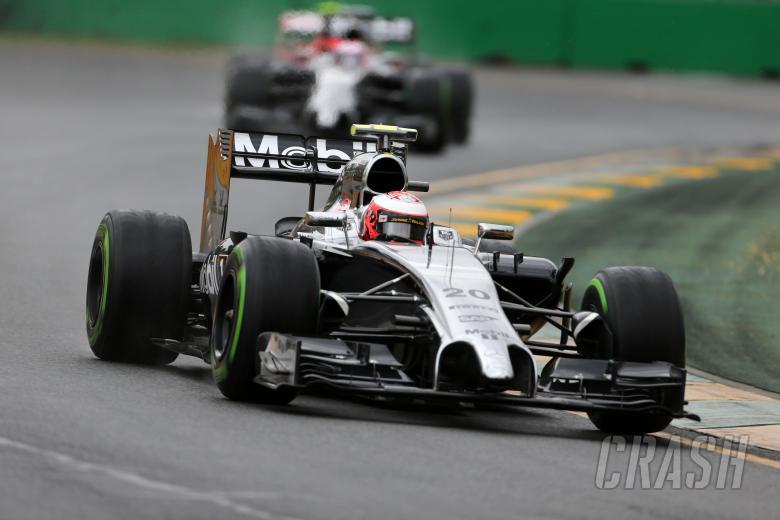 15.03.2014- Qualifying, Kevin Magnussen (DEN) McLaren Mercedes MP4-29