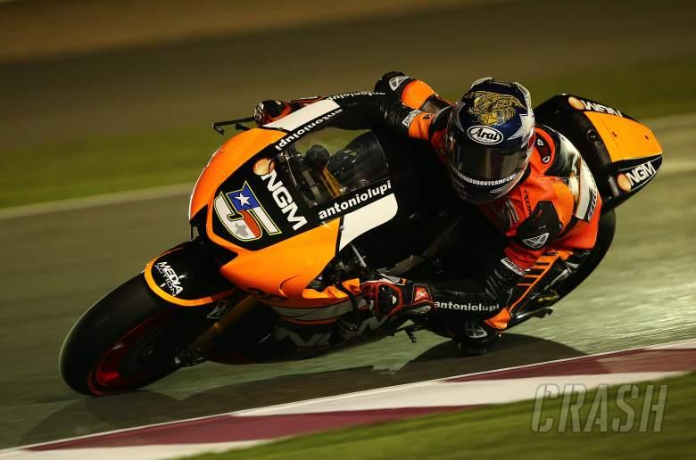 Edwards, Qatar MotoGP 2014